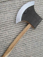 Anime Costumes AF-S2-622505 The Future Diary Gasai Yuno Cosplay Axe Cosplay Props