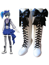 Anime Costumes AF-S2-624603 Black Butler Book Of Circus Ciel Phantomhive Halloween Cosplay Shoes
