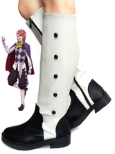 Anime Costumes AF-S2-624609 Black Butler Book Of Circus Joker Halloween Cosplay Shoes