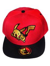 Anime Costumes AF-S2-624519 Pokemon Go Pokemonster Pikachu Cosplay Hat