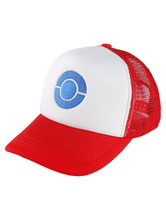 Anime Costumes AF-S2-624517 Pokemon Go Pokemonster Ash Ketchum Cosplay Hat