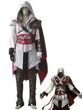 Cosplay Halloween Inspiré par Assassin s Creed Ezio 2019 Costume ... 61768b2f0d3