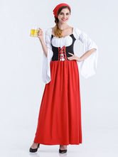 Anime Costumes AF-S2-626273 Halloween Sexy Costumes Beer Girl Dress With Headgear