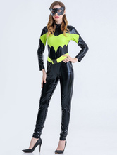 Anime Costumes AF-S2-626347 Ladies Batman Jumpsuits Women Two-stone Rompers Cosplay Costumes