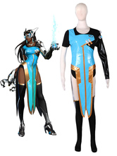 Anime Costumes AF-S2-627149 Overwatch Symmetra Halloween Cosplay Costume