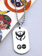 Anime Costumes AF-S2-627633 Pokemonster Pokemon Go Anime Necklace