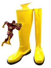 Anime Costumes AF-S2-628197 The Flash Arry Allen Halloween Cosplay Shoes