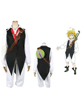 Anime Costumes AF-S2-629269 The Seven Deadly Sins Meliodas Halloween Cosplay Costume Dragon's Sin Of Wrath Cosplay