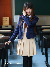 Anime Costumes AF-S2-630721 Anime School Girl Uniform Kawaii British School Uniform Suit