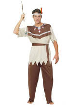 Anime Costumes AF-S2-630691 Couples Costumes 2017 Native American Costumes Halloween Costume Outfits For Adults
