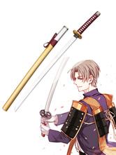 Anime Costumes AF-S2-632173 Touken Ranbu Heshikirihasebe Cosplay Sword Cosplay Weapon