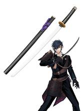 Anime Costumes AF-S2-632167 Touken Ranbu Shokudaikiri Mitsutada Cosplay Sword Cosplay Weapon