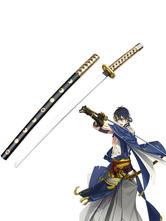 Anime Costumes AF-S2-632183 Touken Ranbu Mikazuki Munechika Cosplay Sword Cosplay Weapon
