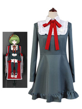 Anime Costumes AF-S2-636871 Danganronpa Monaka Cosplay Costume Another Episode: Ultra Despair Girls Version