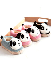 Anime Costumes AF-S2-637251 Kigurumi Animal Shoes Panda Head Snoozies Women's Comzy Home Shoes For Winter