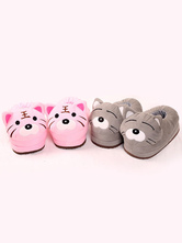 Anime Costumes AF-S2-637271 Kigurumi Pajamas Accessories Adults Cartoon Character Terry Slipper Shoes