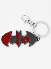 Anime Costumes AF-S2-637391 Batman Harley Quinn Bat Key Chain