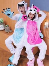Anime Costumes AF-S2-638237 Kigurumi Pajama Hippo Onesie Flannel Couple Costume