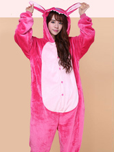 Anime Costumes AF-S2-638257 Kigurumi Pajama Stitch Onesie Flannel Animal Couple Costume