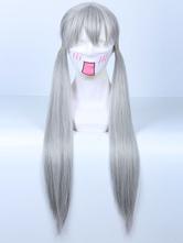 Zootopia Judy Hopps Rabbit Cosplay Wig Long Wig Halloween