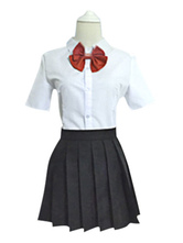 Anime Costumes AF-S2-643967 Your Name Tachibana Taki Cosplay Costume School Girl Costume