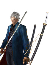 Anime Costumes AF-S2-645191 Devil May Cry Vergil Cosplay Sword