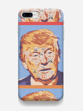 Anime Costumes AF-S2-646145 Trump Phone Case Halloween US President Donald Trump Costume Cell Phone Cover