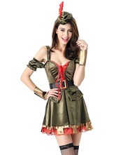 Anime Costumes AF-S2-646047 Sexy Dress Costume Women Savage Costume