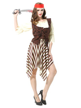 Anime Costumes AF-S2-646011 Adult Pirate Costume Women's Pirates Of The Caribbean Costume