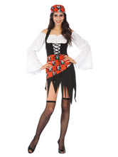 Anime Costumes AF-S2-646005 Pirates Of The Caribbean Costume For Women