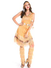 Anime Costumes AF-S2-646057 Sexy Costume Women's Aboriginal Performance Costume
