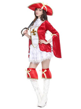 Anime Costumes AF-S2-645999 Women's Pirate Costume Outfits Pirates Of The Caribbean Cosplay