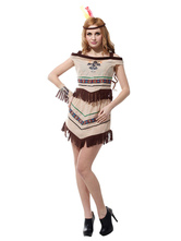Anime Costumes AF-S2-646051 Women's Sexy Costume Indian Fancy Dress Costume