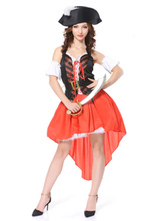 Anime Costumes AF-S2-646015 Women's Fancy Dress Pirate Costume Outfits