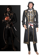 Anime Costumes AF-S2-646709 Dishonored Corvo Attano Halloween Cosplay Costume