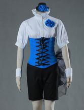 Anime Costumes AF-S2-648019 Black Butler Kuroshitsuji Ciel Phantomhive Cosplay Costume