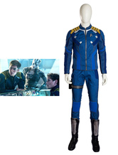 Anime Costumes AF-S2-648167 Star Trek James T Kirk 2017 Film Halloween Cosplay Costume