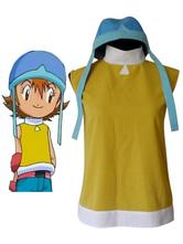 Anime Costumes AF-S2-648799 Digital Monster Takenouchi Sora Cosplay Costume