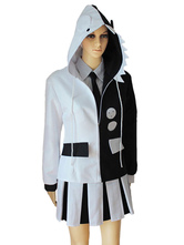 Anime Costumes AF-S2-648791 Danganronpa Monokuma Cosplay Costume Girls Version