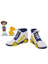 Anime Costumes AF-S2-648767 Digital Monster YAagami Taichi Cosplay Shoes