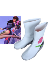 Anime Costumes AF-S2-648771 Overwatch D.va Cosplay Shoes