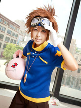Anime Costumes AF-S2-648803 Digital Monster YAagami Taichi Cosplay Costume