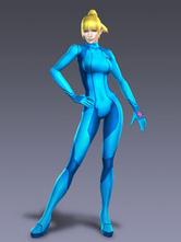 Anime Costumes AF-S2-649767 Metroid Samus Aran Cosplay Costume Jumpsuit