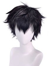 Anime Costumes AF-S2-649697 Persona5 Hero Cosplay Wig
