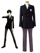 Anime Costumes AF-S2-649777 Persona 5 Hero Cosplay Costume