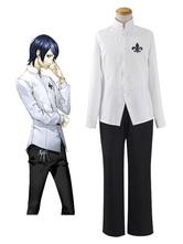 Anime Costumes AF-S2-649773 Persona 5 Yusuke Kitagawa Cosplay Costume