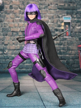 Anime Costumes AF-S2-649739 Kick Ass Hit Girl Cosplay Costume