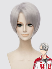 Anime Costumes AF-S2-649675 Yuri On Ice Victor Nikiforov Cosplay Wig