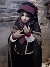 Anime Costumes AF-S2-649763 Bloodborne Doll Cosplay Costume