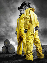 Anime Costumes AF-S2-649737 Breaking Bad Cosplay Costume Chemical Protective Clothing